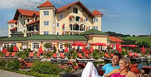 4-Sterne Golfhotel Bayerischer Wald